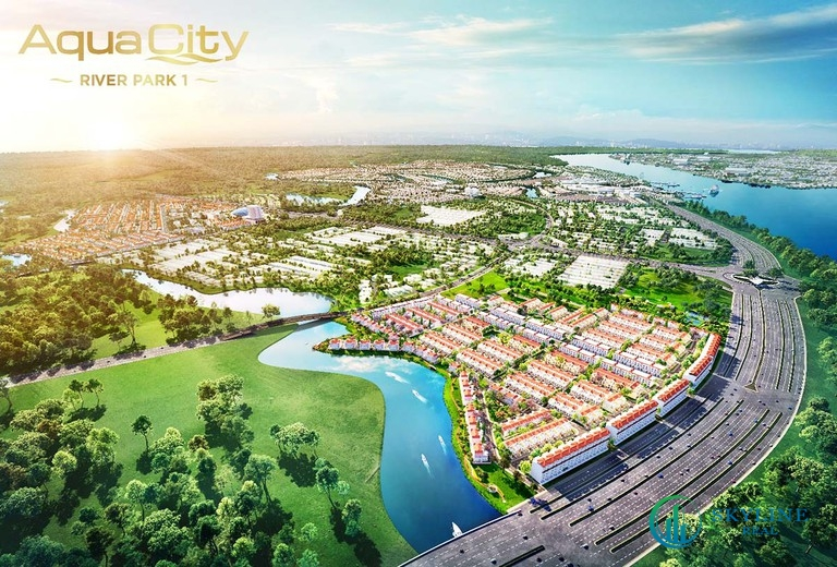 Tâm điểm kết nối giao thương River Park 1 Aqua City