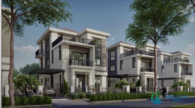 Mẫu biệt thự The Grand Villas Aqua City Đồng Nai