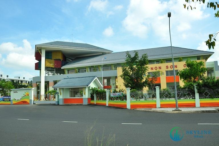 Tiện ích ngoại khu dự án căn hộ Citi Avenue Quận 2 chủ đầu tư Kiến Á