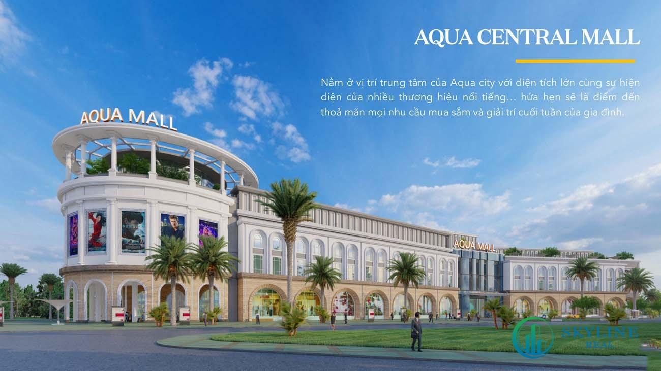 Tiện ích phân khu The Stella Aqua City chủ đầu tư Novaland