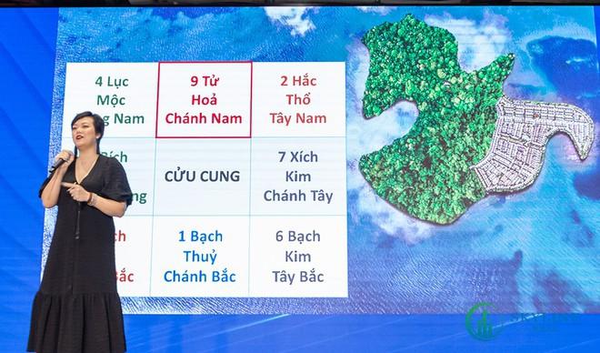 Chuyên gia phong thủy Đào Duy Thiện Tâm phân tích đảo Phượng Hoàng dưới góc độ phong thuỷ