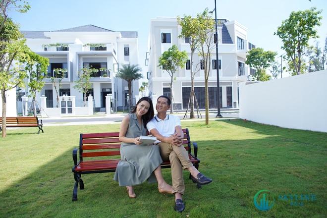 Hồ Hoài Anh và Lưu Hương Giang chọn đảo Phượng Hoàng làm nơi an cư nghỉ dưỡng