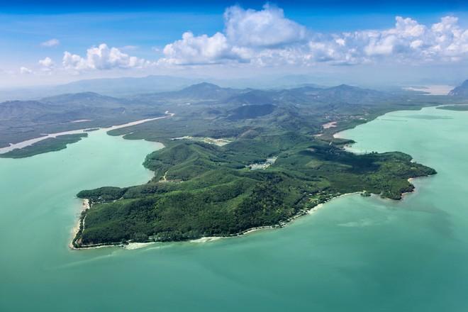 Đảo tự nhiên được giới siêu giàu săn lùng vì hệ sinh thái trù phú và trong lành