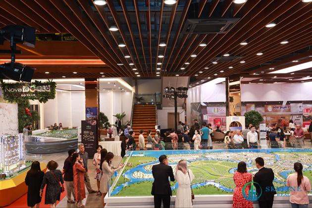 Giới đầu tư quan tâm tới các đại dự án gần TP.HCM
