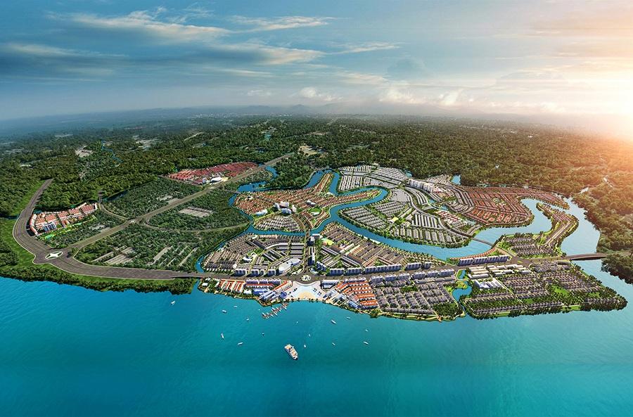 Đảo Phượng Hoàng Phoenix South - Đẳng cấp đô thị đảo phía Đông TP.HCM