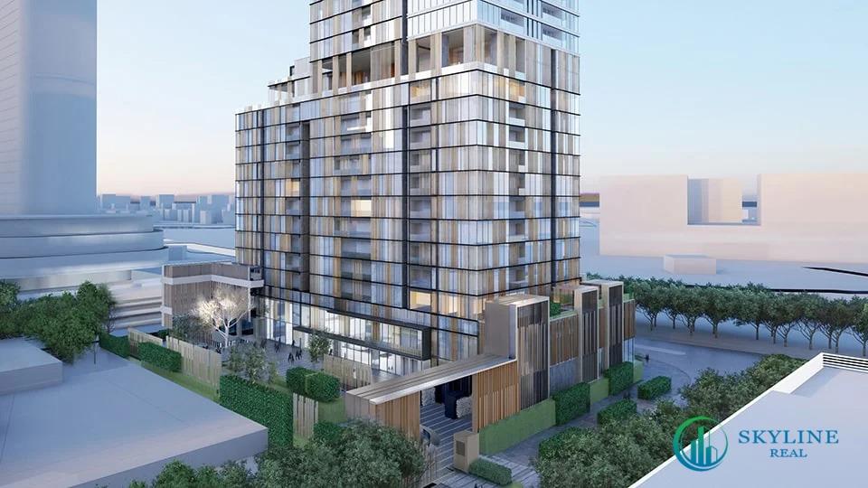 Hai đơn vị TwoG Architecture, 10Design chịu trách nhiệm thiết kế The Monarch Empire City