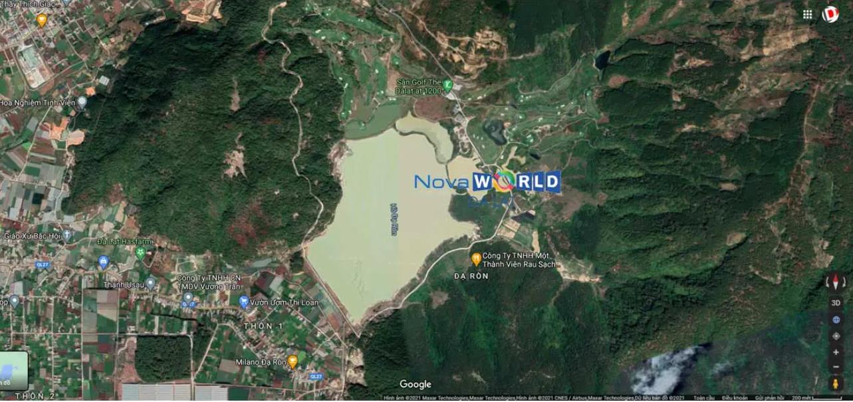 Dự án NovaWorld Đà Lạt tọa lạc trên địa bàn huyện Đơn Dương, tỉnh Lâm Đồng