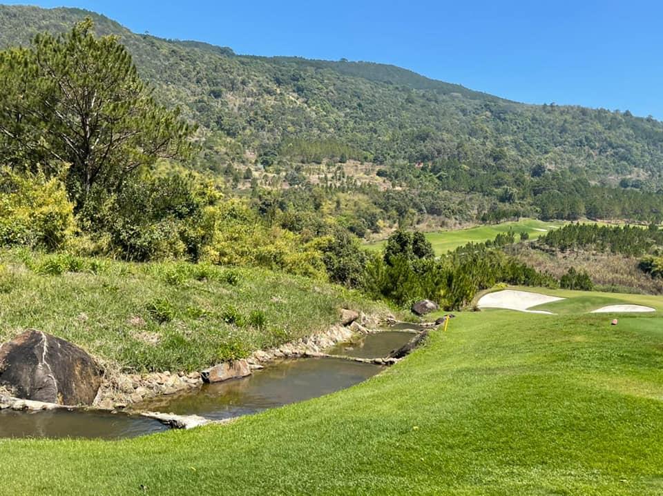 Siêu dự án nghỉ dưỡng của Tập đoàn Novaland đã được triển khai thi công phần sân golf