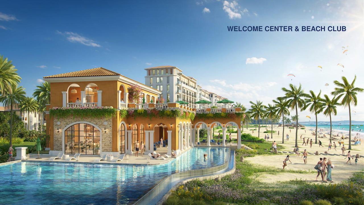 Vì sao nên lựa chọn khu biệt thự của dự án NovaWorld Phan Thiết?