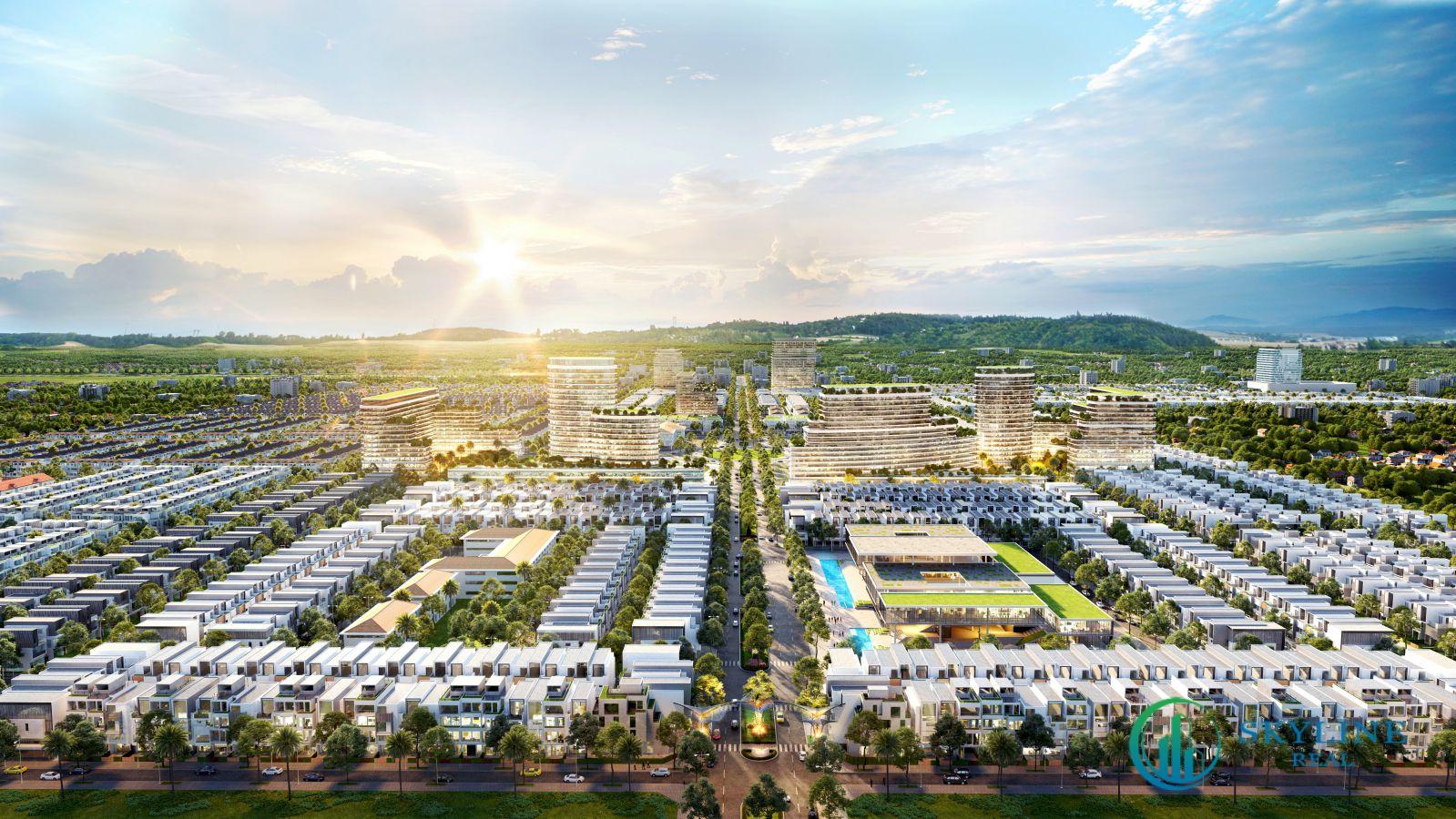 Dự án Stella Mega City Cần Thơ chủ đầu tư KITA