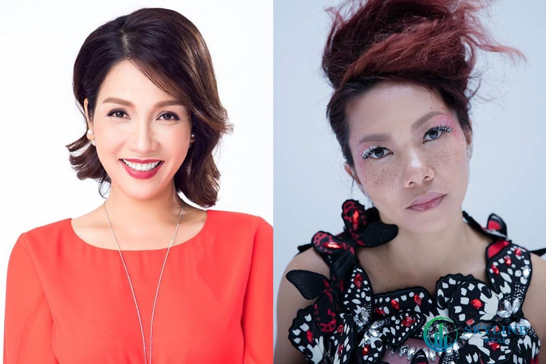 Hai Diva Mỹ Linh, Hà Trần hát trong sự kiện âm nhạc bên bến du thuyền tại Quận 2