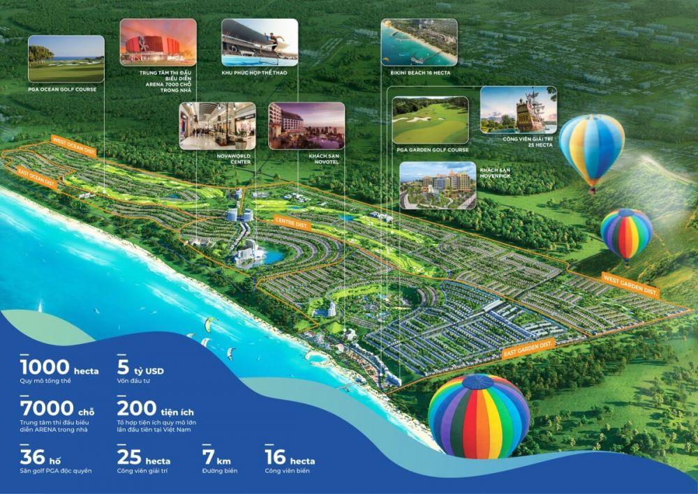 Thông tin tổng quan dự án NovaWorld Phan Thiết