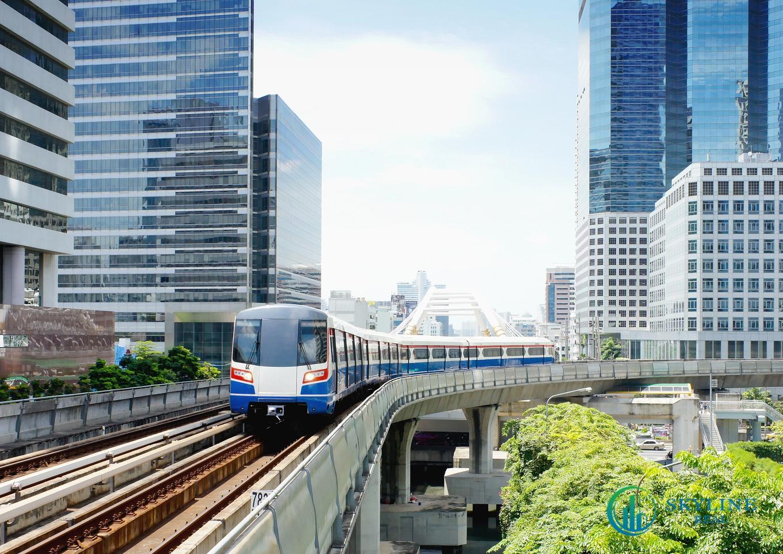 Metro là một trong những động lực quan trọng của thị trường bất động sản