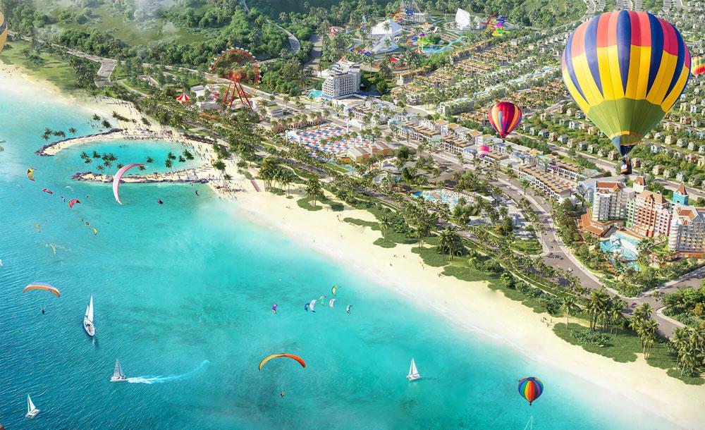 Phan Thiết trở thành thiên đường nghỉ dưỡng biển đảo của Việt Nam