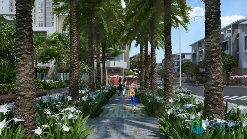 Tiện ích nổi bật dự án khu đô thị Sài Gòn Bình An