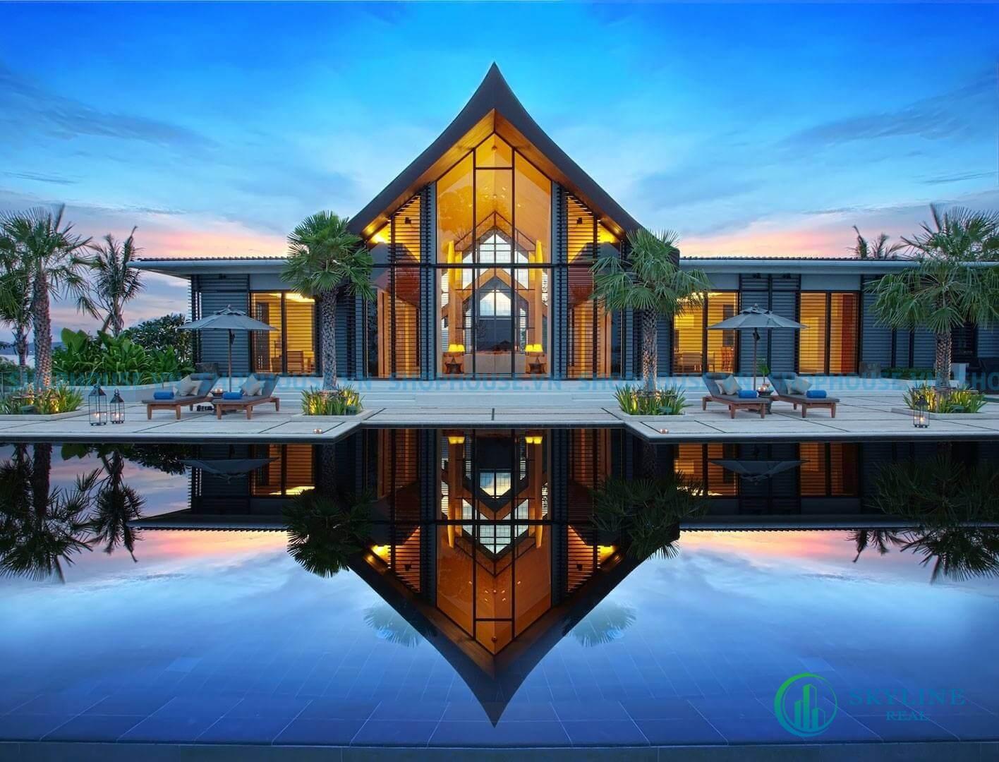 Thiết kế hiện đại mang chất nghỉ dưỡng tại NovaWorld Đà Lạt