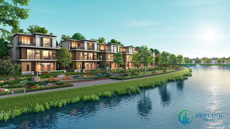 Không gian sinh thái tại Aqua City là điểm Victor Vũ ưng ý nhất