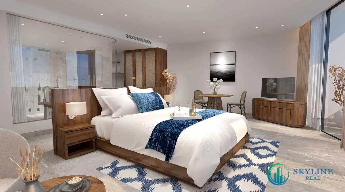Căn hộ mẫu dự án Charm Long Hải Resort chủ đầu tư Charm Group