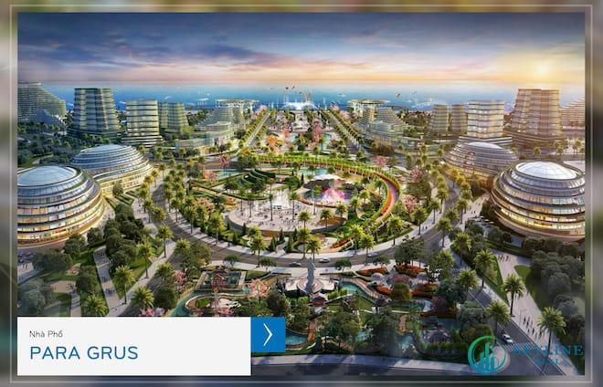 Dự án Para Grus - Một trong những dự án nổi bật của chủ đầu tư Danh Việt