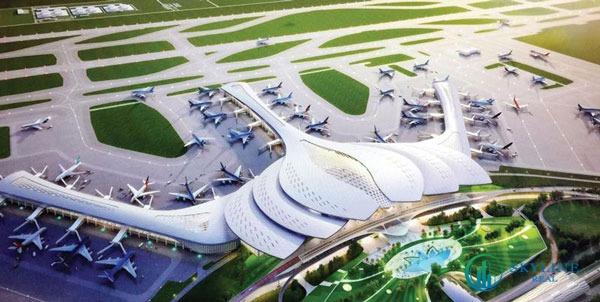Cảng hàng không quốc tế Long Thành ( Dự kiến 2025 )