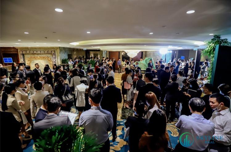 Dự án Lumière riverside tọa lạc tại Thảo Điền, quận 2 thu hút nhiều nhà đầu tư quan tâm ngay từ những ngày đầu giới thiệu
