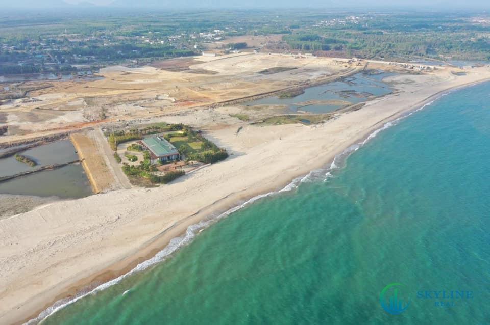 Tiến độ thực tế dự án Venezia Beach chủ đầu tư Danh Việt