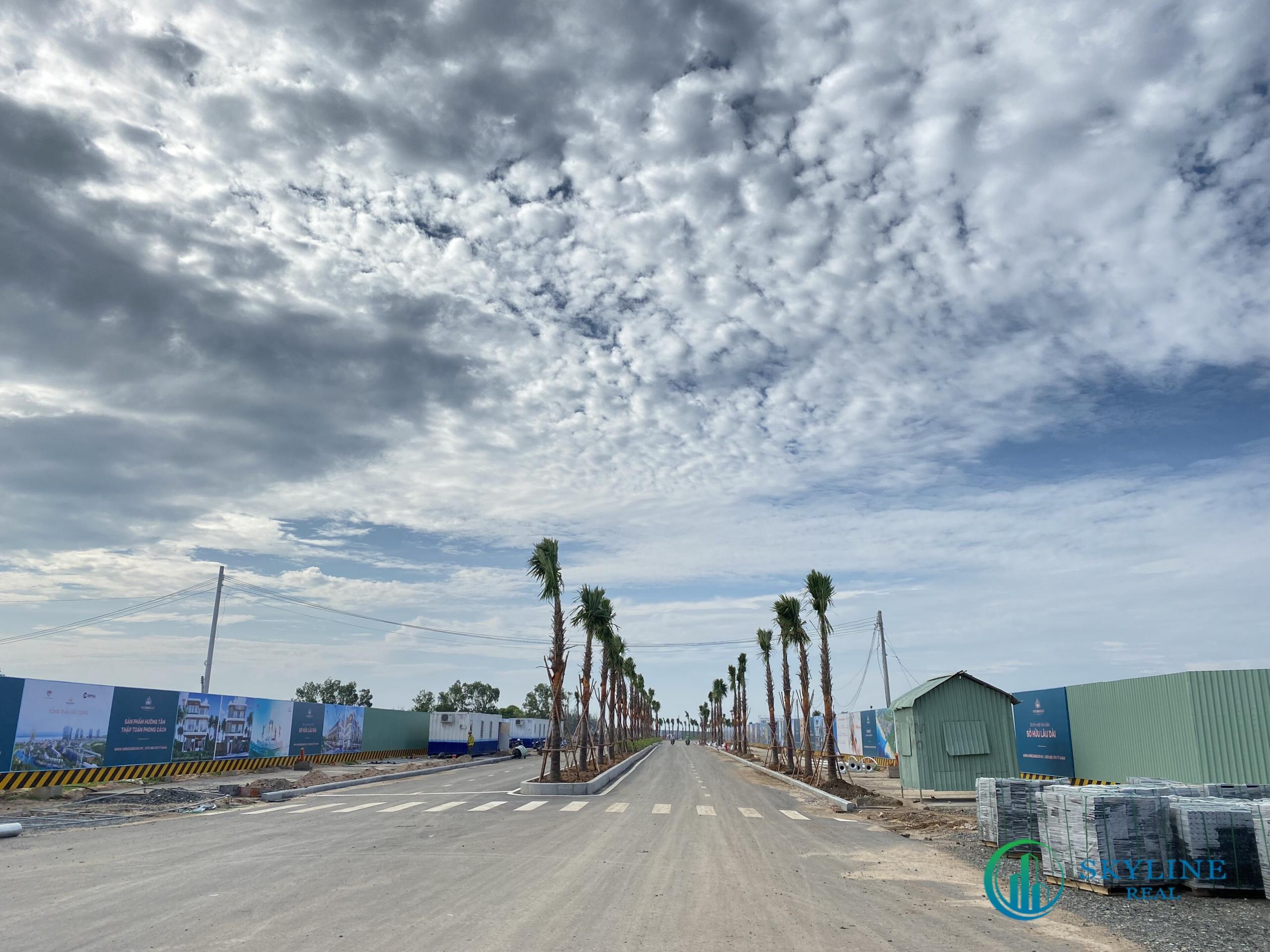 Tiến độ thực tế dự án nghỉ dưỡng Venezia Beach chủ đầu tư Danh Việt