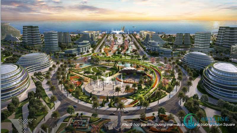Tiện ích nổi bật dự án căn hộ Hải Giang Mery Land