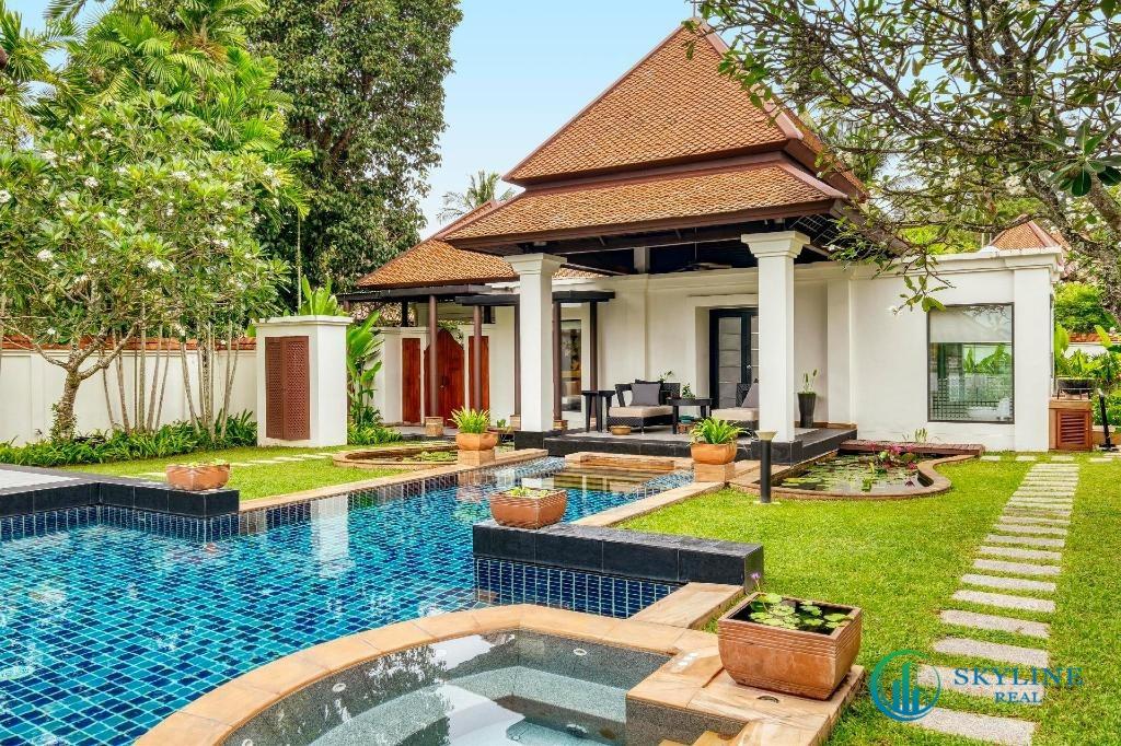 Thực tế Resort Banyan Tree Phuket.