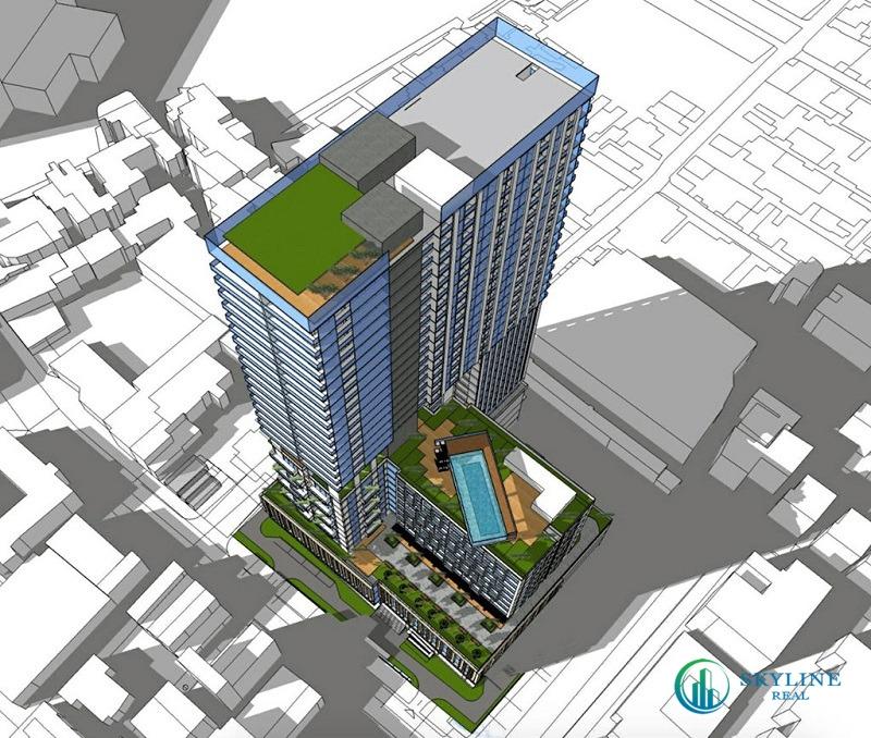Mặt bằng dự án căn hộ Lancaster Legacy Sài Gòn