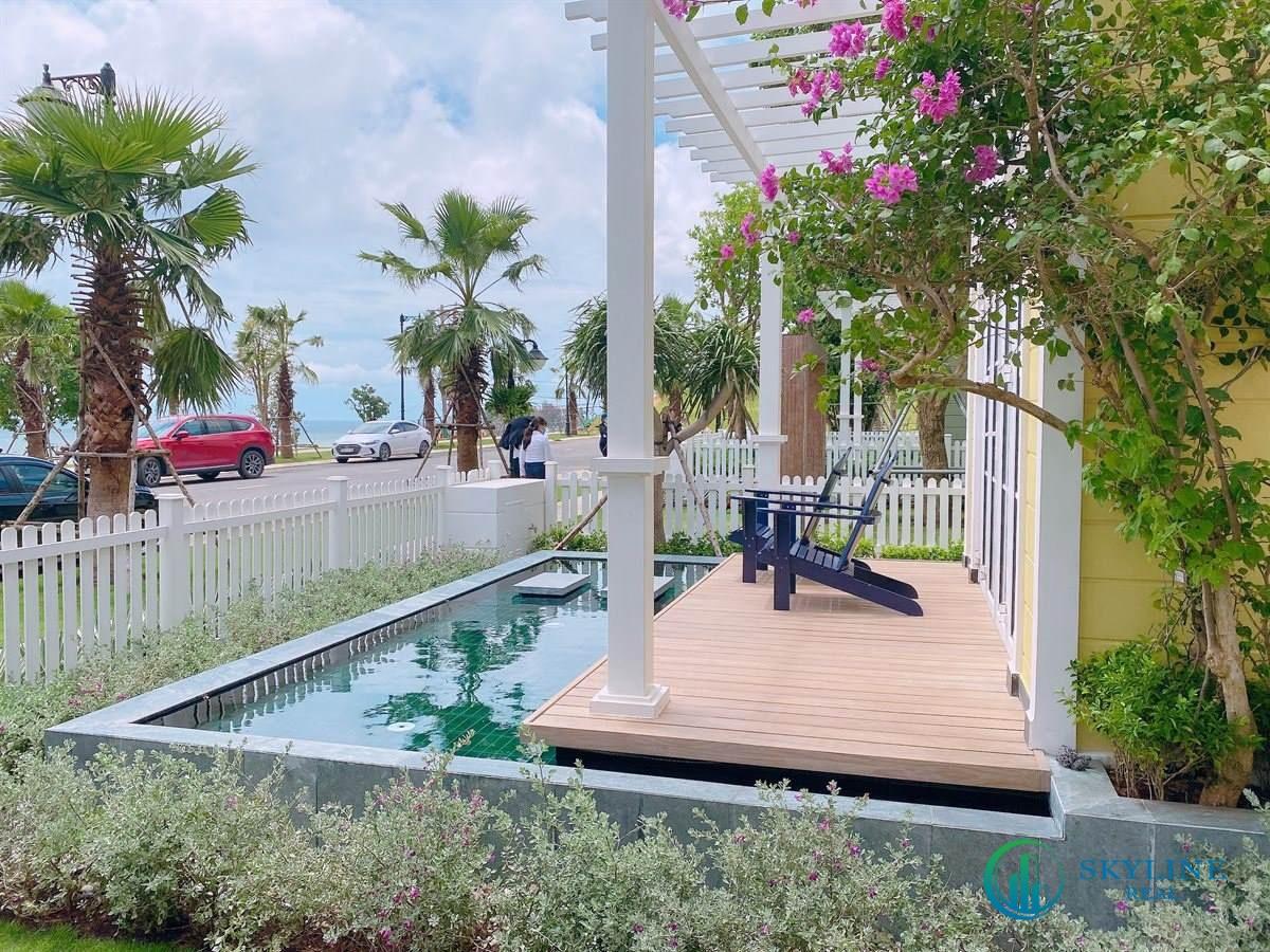 Nhà phố Florida có mặt tiền hướng biển cực đẹp