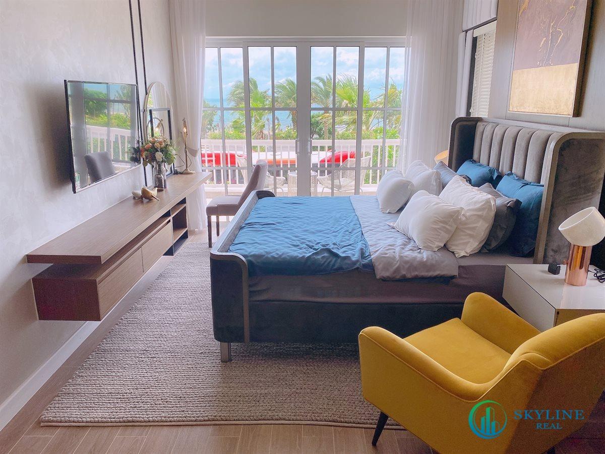 Phòng ngủ mẫu tại NovaWorld Phan Thiết