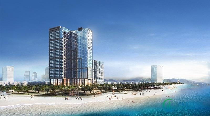 Phối cảnh tổng thể dự án căn hộ The 6NatureĐà Nẵng