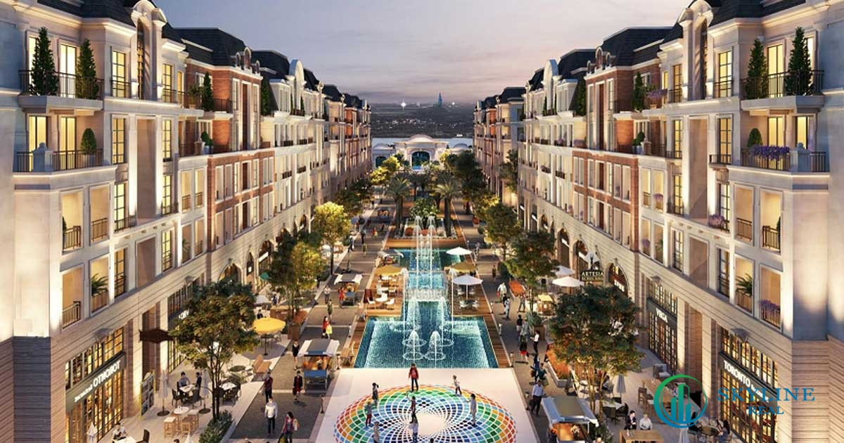 Tiện ích nổi bật dự án căn hộ River Garden Residences