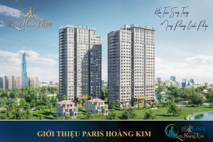 PARIS HOÀNG KIM