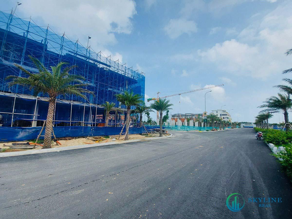 Tiến độ Meyhomes Capital Phú Quốc cập nhật tháng 5/2021