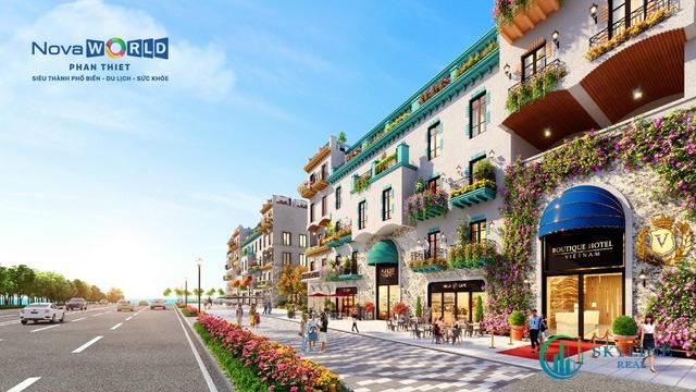 Boutique hotel tại NovaWorld Phan Thiet thừa hưởng hàng trăm tiện ích đẳng cấp quốc tế từ đại dự án.