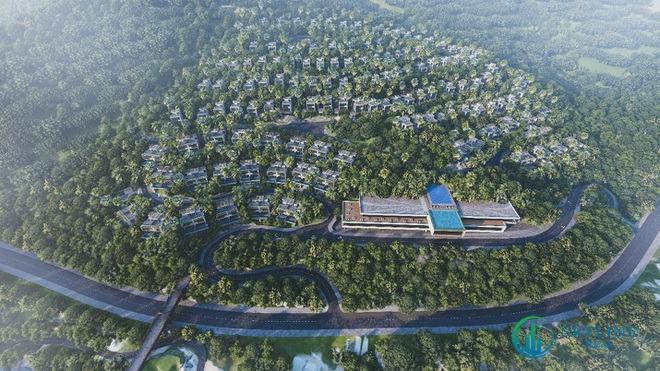 Phối cảnh tổng thể dự án Casa Marina Premium