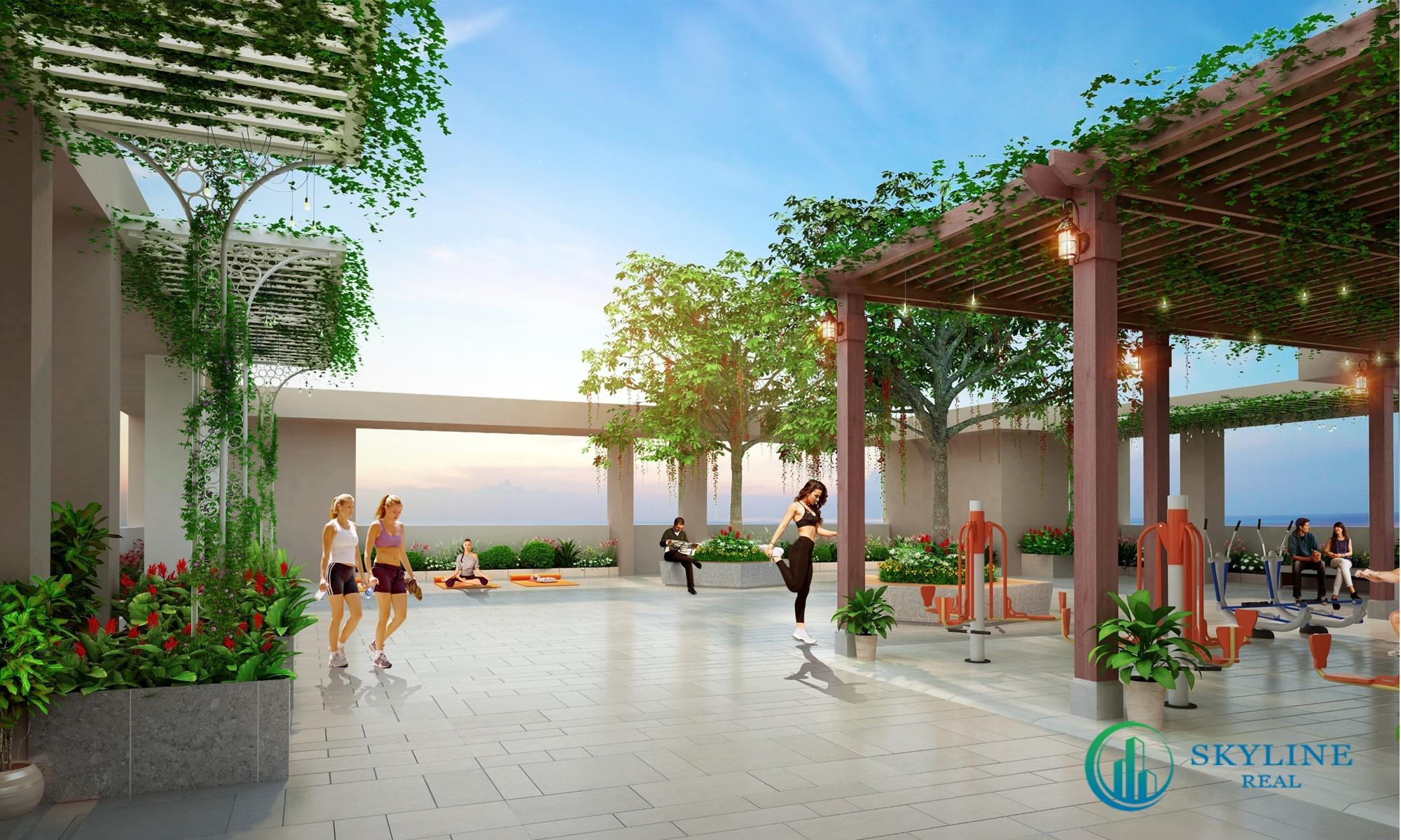 Tiện ích nổi bật dự án căn hộ cao cấp Asiana Riverside