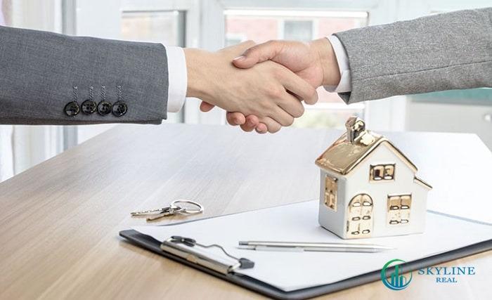 Hợp đồng thuê mặt bằng bất động sản