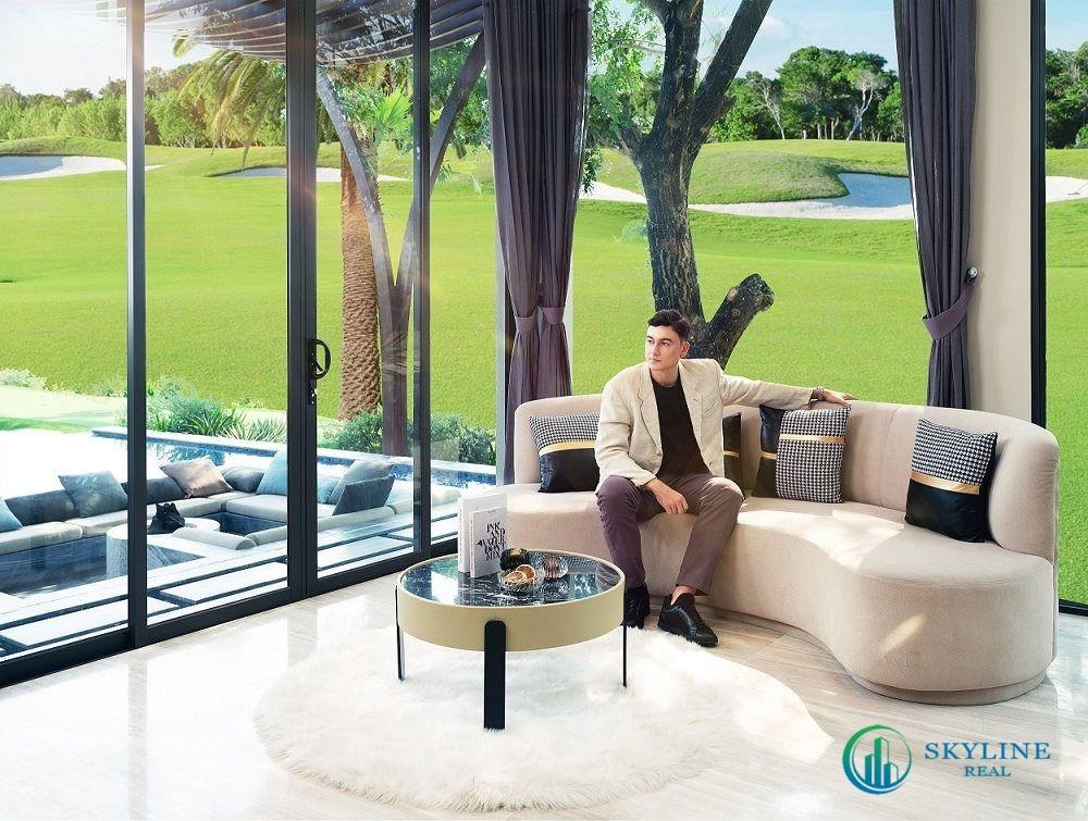 """Đặng Văn Lâm """"chấm"""" PGA Golf Villas bởi không gian sống tiện nghi, đa tiện ích phù hợp cho đại gia đình nghỉ dưỡng"""