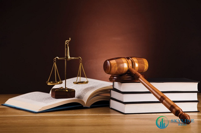Tính pháp lý dự án là khâu phải kiểm tra để giảm thiểu những rủi ro