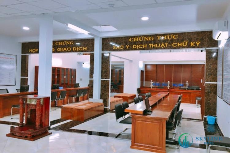 Văn phòng công chứng Bình Thạnh uy tín