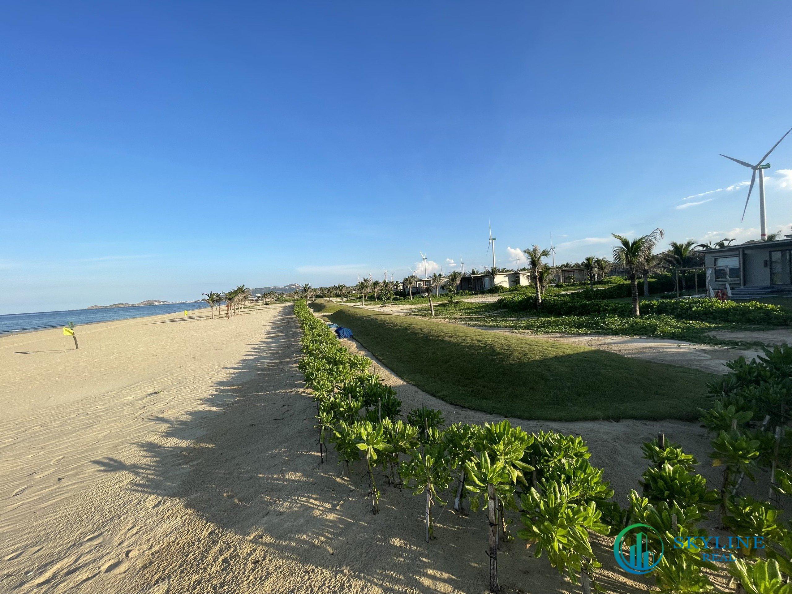 Hình ảnh thực tế tại dự án Maia Resort
