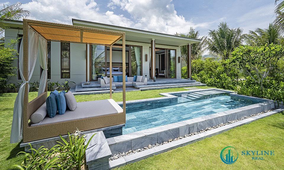 Biệt thự mẫu Maia Resort