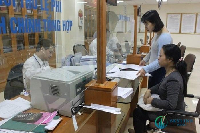 Cơ quan Nhà nước có thẩm quyền xử lý hồ sơ hoàn công