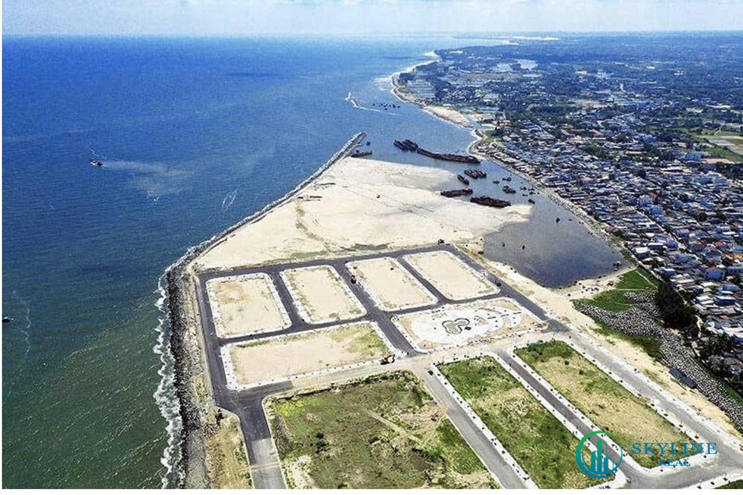 Tiến độ dự án Queen Pearl Bình Thuận tháng 07/2021