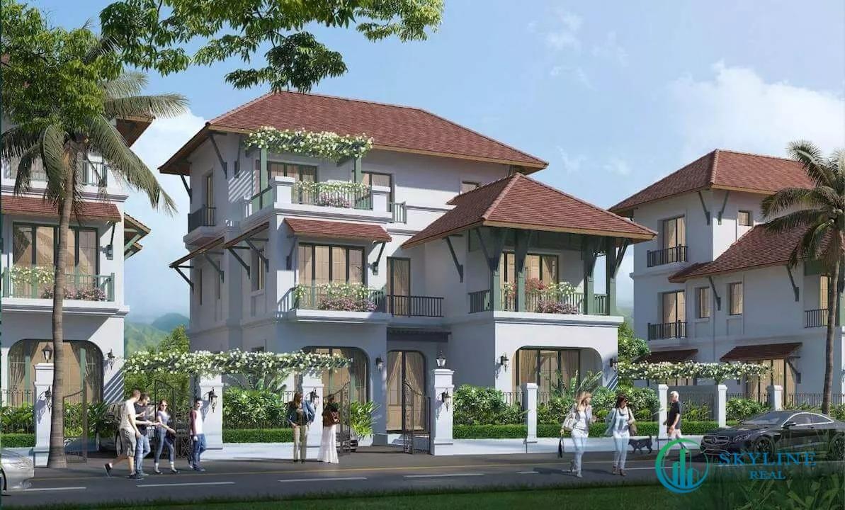 Biệt thự đơn lập Sun Tropical Village Phú Quốc