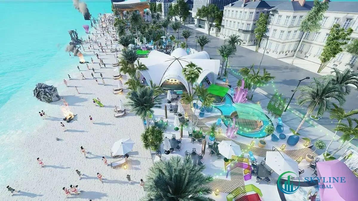 Tiện ích nổi bật dự án KĐT Lagi New City Bình Thuận