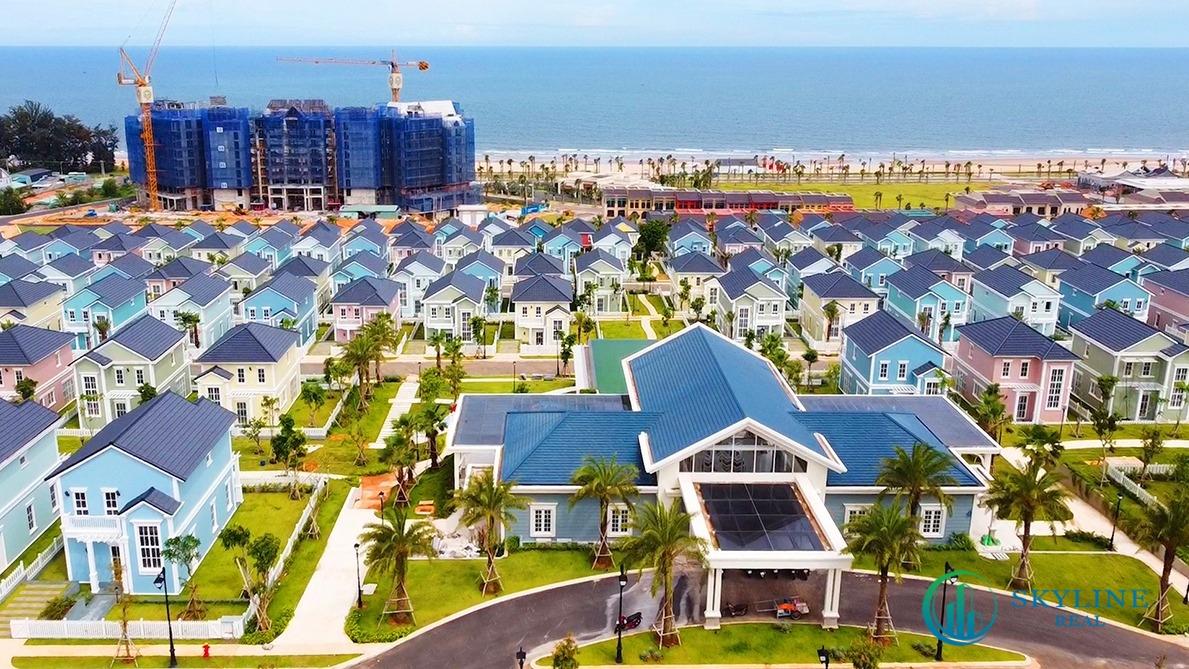 Các căn biệt thự second home Florida đầu tiên đã được bàn giao